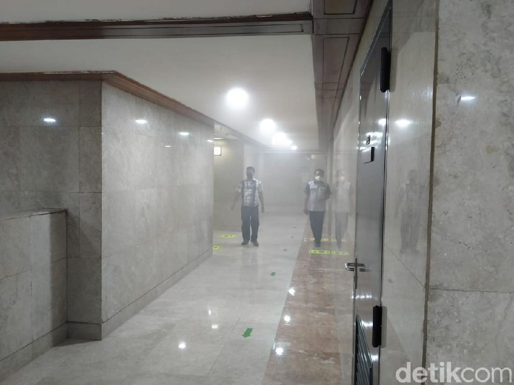 Anggota PKS: Kebakaran Lift DPR Timbulkan Dampak Psikologis