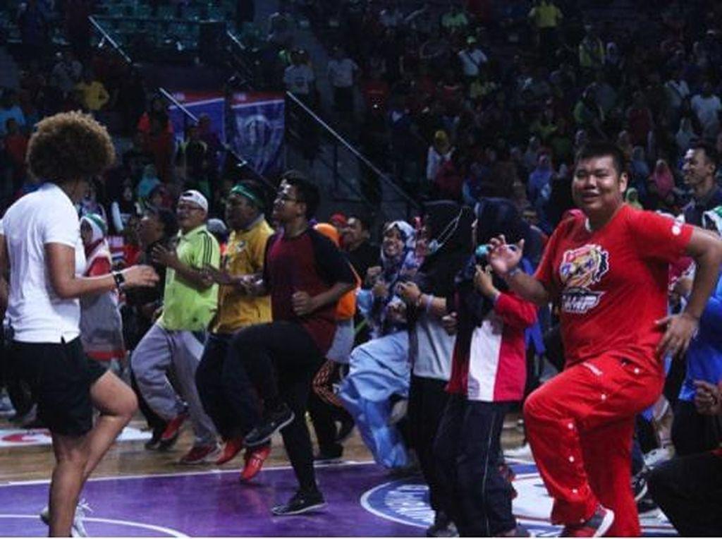 Antusiasme Guru Indonesia Ikut Akademi Pelatih Jr. NBA Saat Pandemi