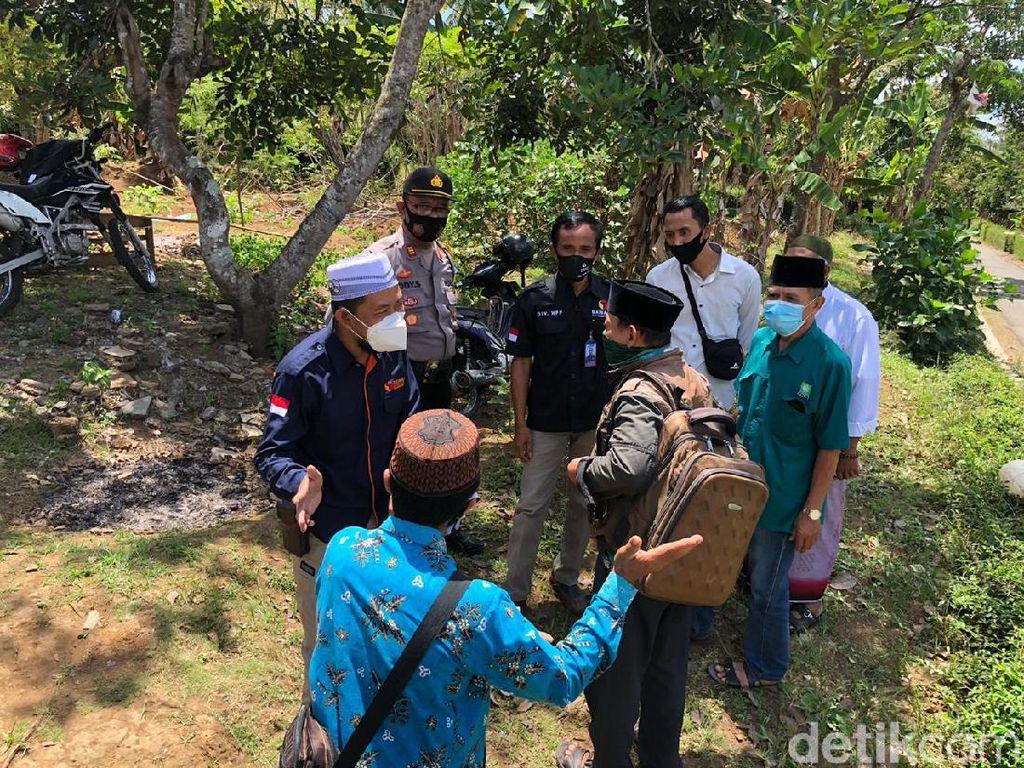 Bawaslu Kabupaten Blitar Bubarkan Kampanye Tak Berizin