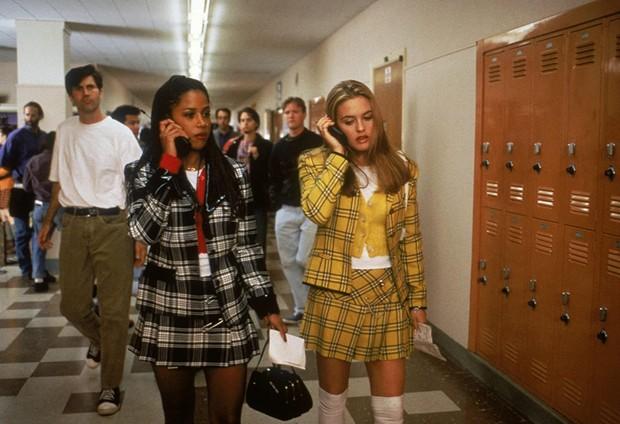 Ini merupakan sebuah karya besar untuk film fashion tahun 90-an, karena karakter dalam film ini memiliki fashion yang sangat baik.
