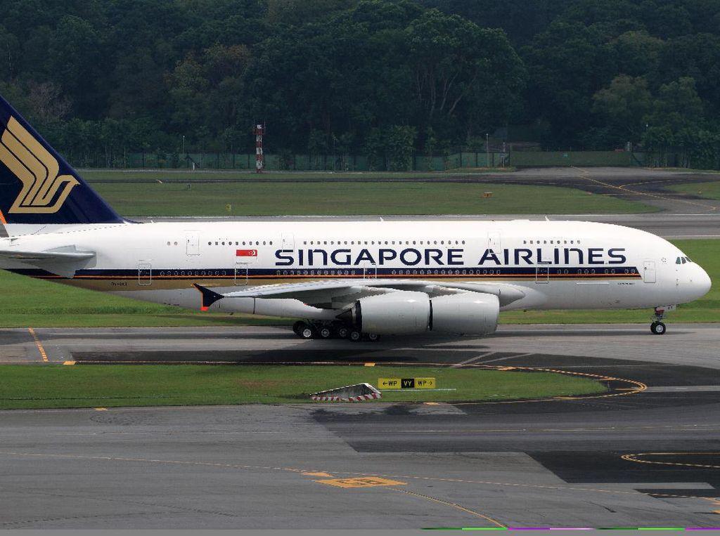 Singapore Airlines Akan Buka Penerbangan ke Bali Lagi?