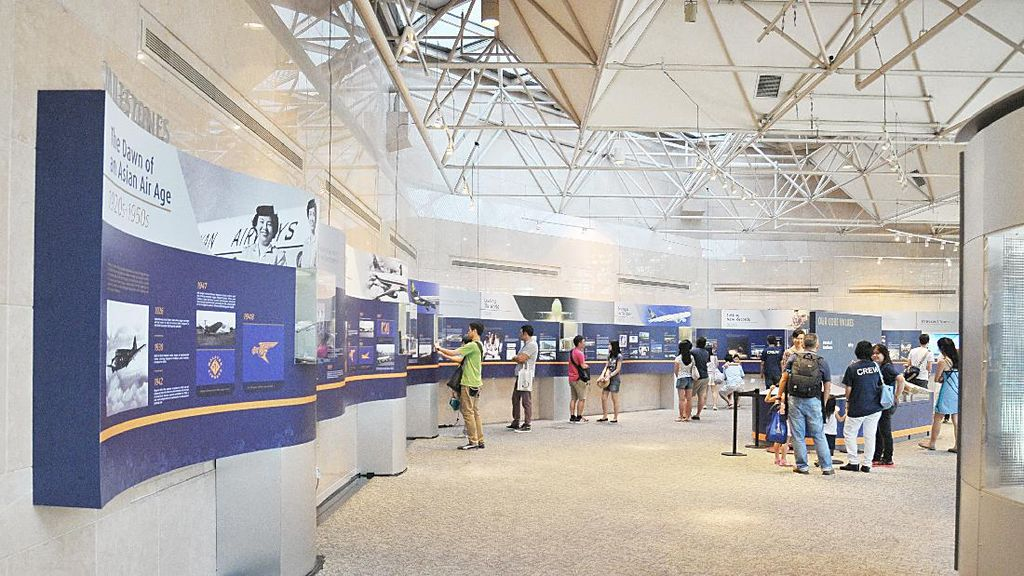 Potret Singapore Airlines Buka Dapur Buat Pelanggan