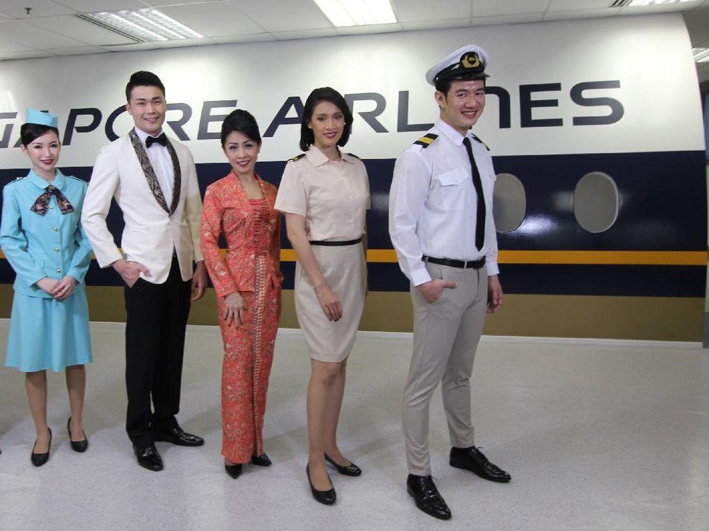 Singapore Airlines Dirikan Akademi, Didik Tenaga Kerja Ahli