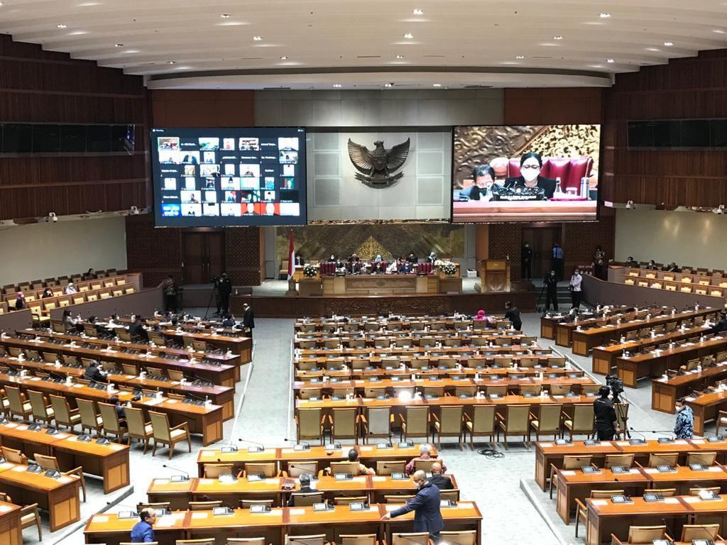 Mayoritas Fraksi Tolak RUU HIP, DPR Masih Tinjau Prolegnas Prioritas 2021