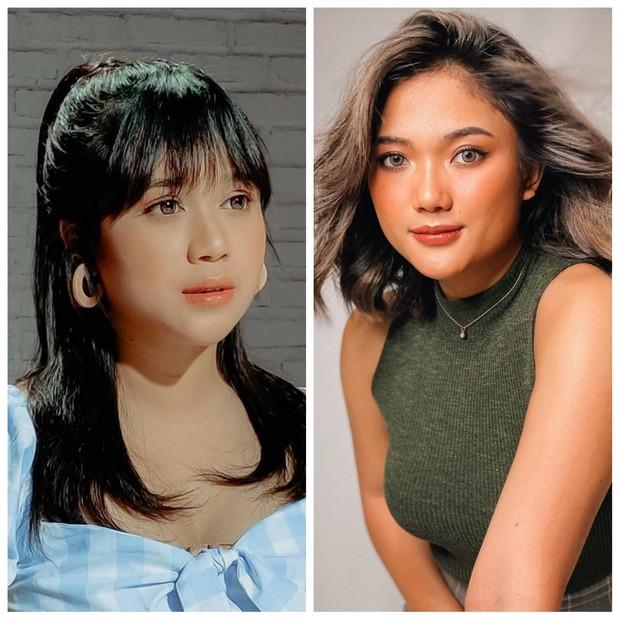 Dalam hal makeup, keduanya juga memiliki perbedaan mencolok. Jodie lebih menyukai look makeup natural, sedangkan Lala kerap memakai makeup bold.