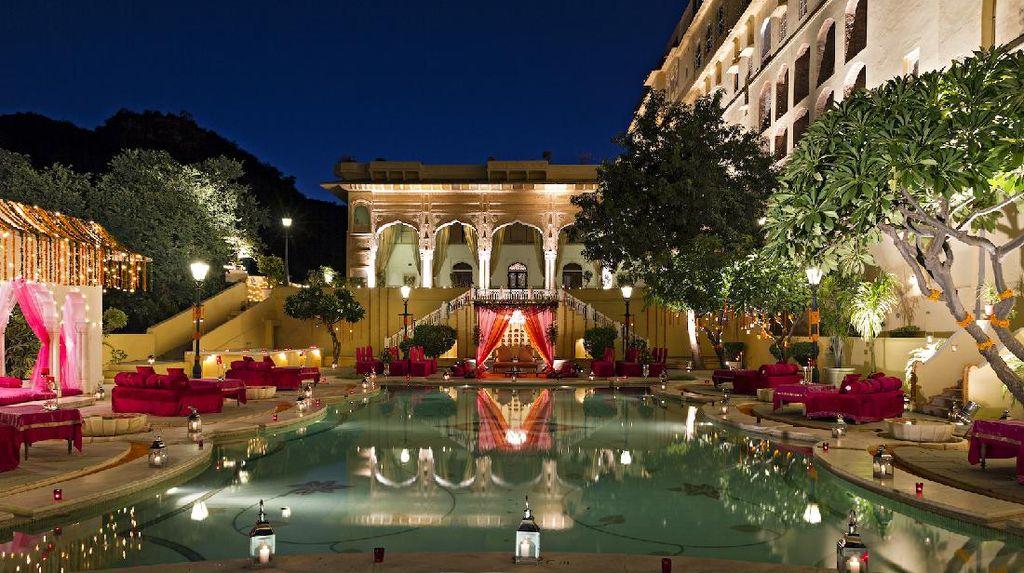 Potret Istana Sultan India yang Diubah Jadi Hotel, Super Mewah!