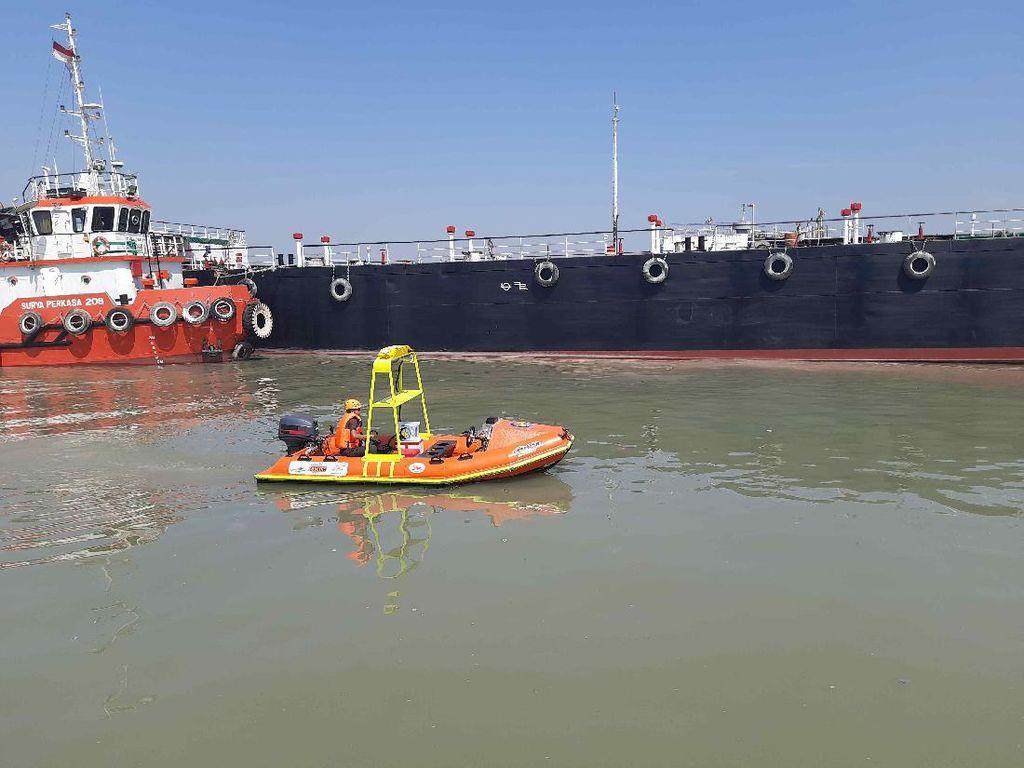 ITS Luncurkan Kapal I-Boat Tanpa Awak, Ini Pertama di Indonesia