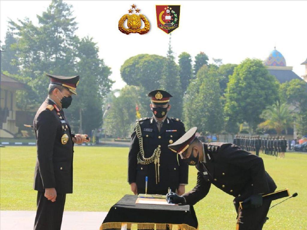 Kalemdiklat Polri Lantik 1.600 Perwira Pertama Pangkat Ipda di Setukpa