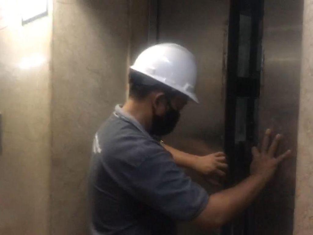 Anggota DPR Ungkap Momen Mengerikan Terjebak di Lift Rusak Gedung DPR