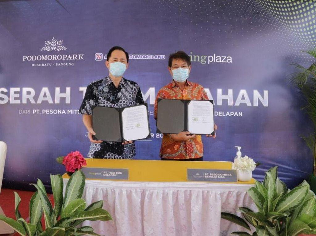 Mal Living Plaza Termegah Akan Dibangun di Podomoro Park Bandung