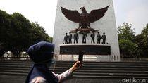 #harikesaktianpancasila Bawa Pesan Makin Cinta Indonesia