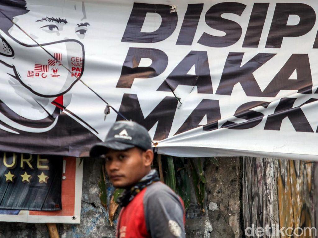 8 Poin Pembatasan Mikro Sebagian Jawa-Bali Demi Perangi Pandemi