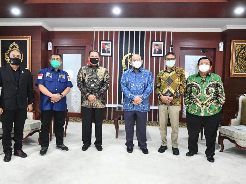 Ketua MPR: DPD Punya Potensi Menampilkan Diri Secara High Profile