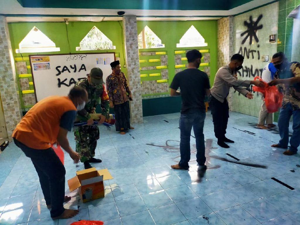 Pencoret Musala Saya Kafir di Tangerang Masih 18 Tahun, Tinggal Dekat TKP