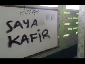 Viral Video Musala Dicoret Saya Kafir di Tangerang, Polisi Turun Tangan