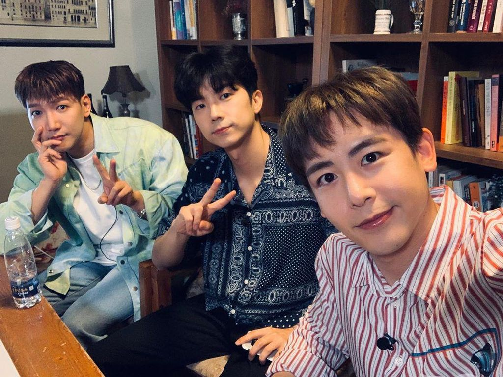 Nichkhun Beberkan Member 2PM dengan Bokong Paling Besar