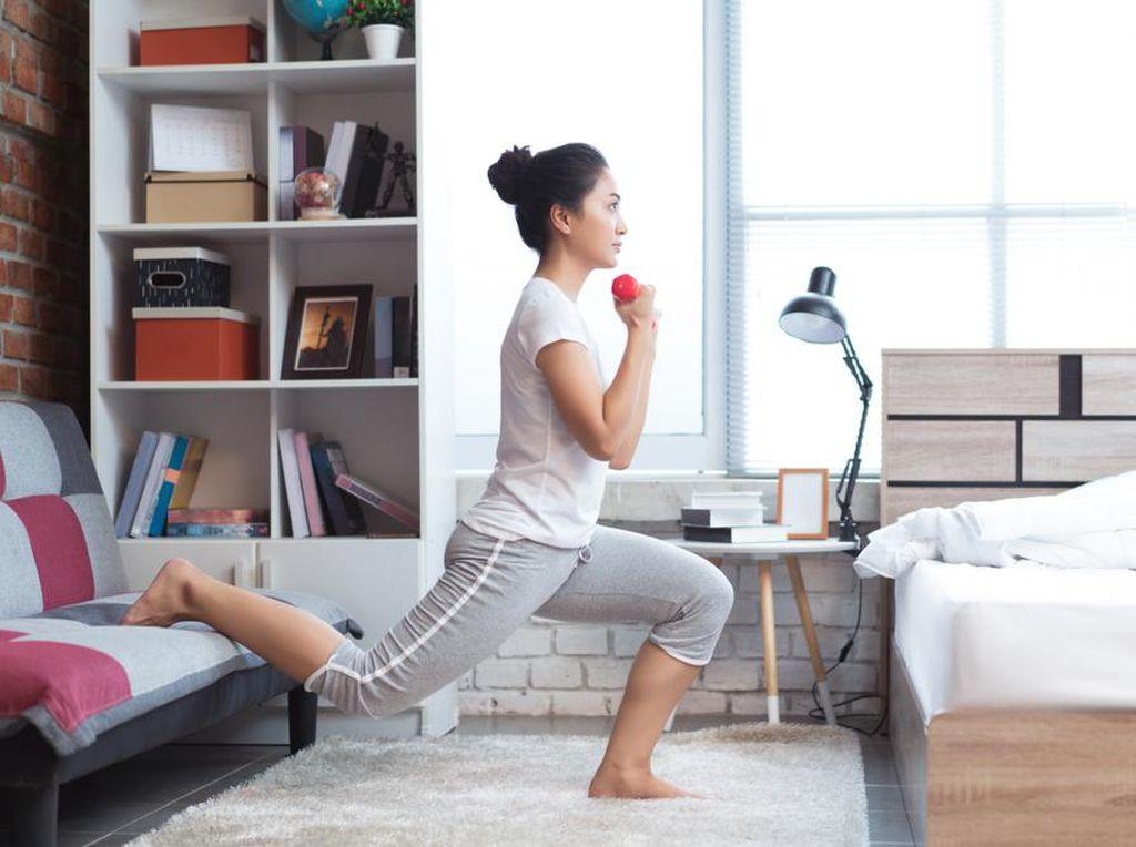 Tips Olahraga di Rumah Tanpa Ribet