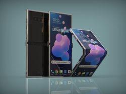 HTC Diprediksi Ingin Comeback dengan Ponsel Layar Lipat