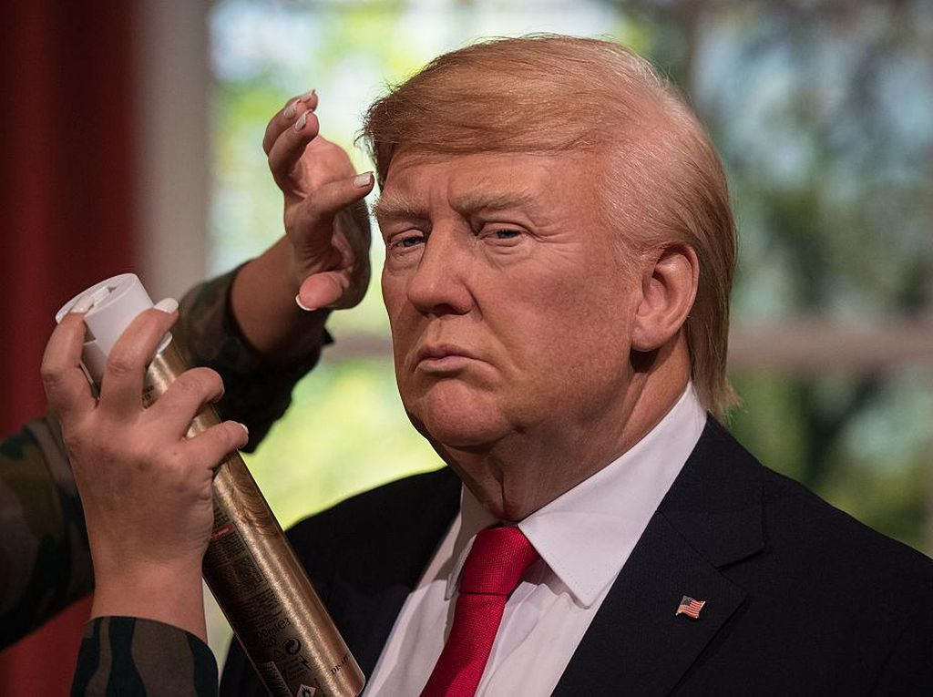 Trump Disebut Cuma Bayar Pajak Rp 11 Juta Saat Jadi Presiden, Ini Rinciannya