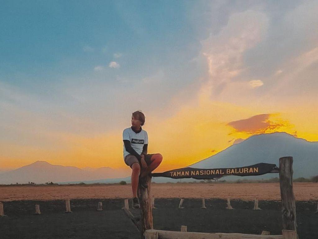 Nazar Sebelum Nikah, Pemuda Sukabumi Nekat Keliling Indonesia!