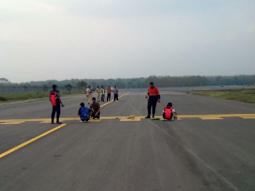 Rp 20 M Dikucurkan untuk Pembebasan Lahan Tahap II Bandara Blora