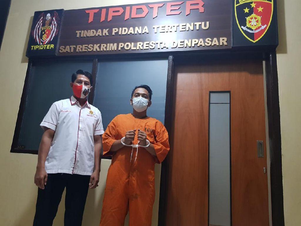 Mengaku Polisi, Seorang Pria di Bali Tipu Korban hingga Ratusan Juta Rupiah