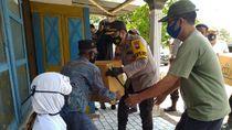 Ratusan Lansia di Mojokerto Jadi Sasaran Peningkatan Imunitas