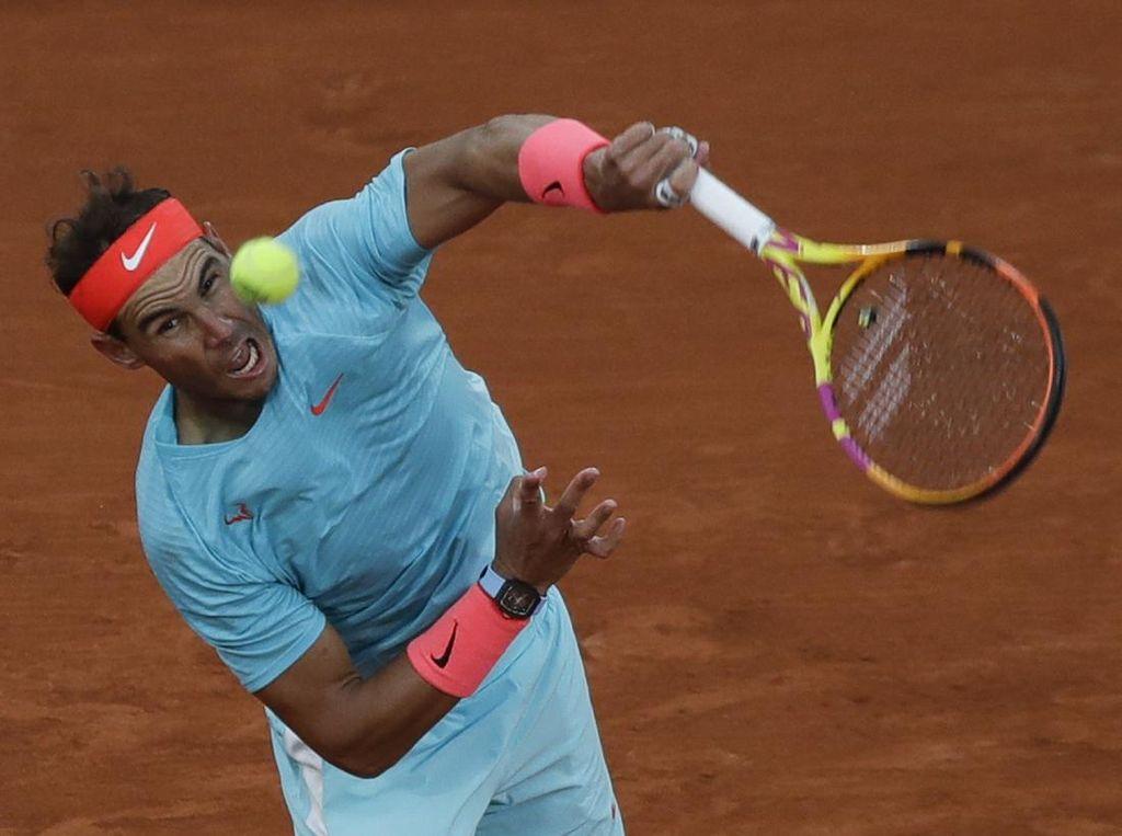 Prancis Terbuka: Nadal dan Serena Melaju ke Babak Kedua