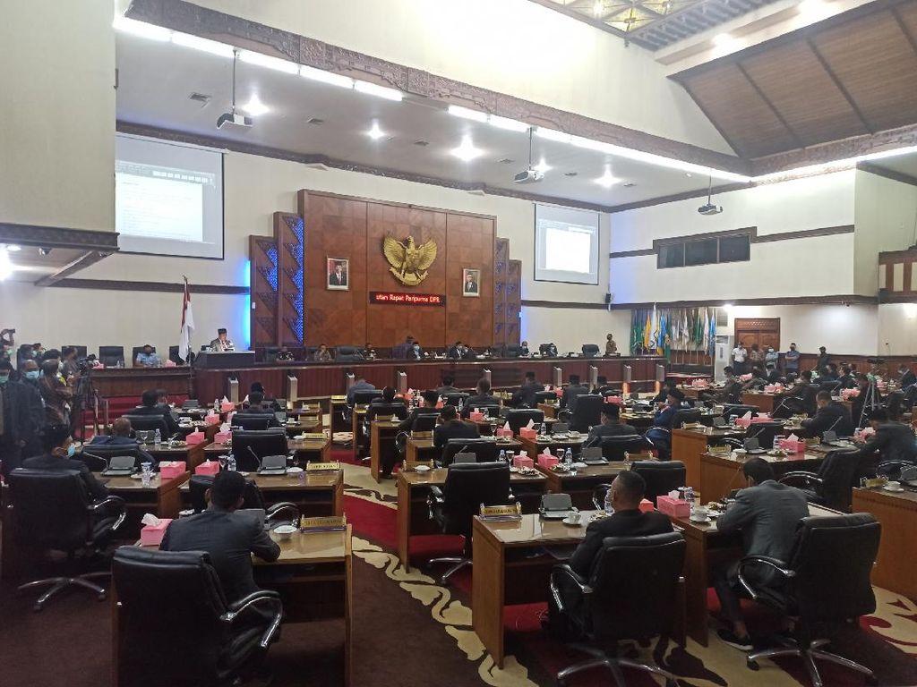 DPRA Gelar Rapat Paripurna Bahas Rancangan Qanun Haji-Kawasan Tanpa Rokok