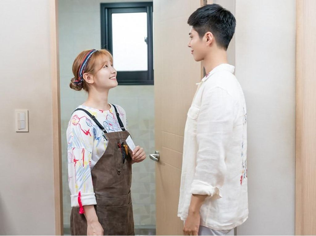 Bocoran Record Of Youth Episode 8, Park Bo Gum-Park So Dam Makin Manis