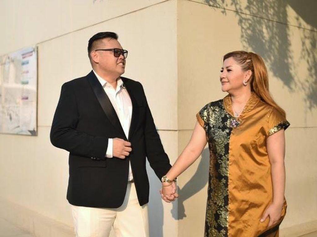 Resmi Nikah, Istri Ungkap Alasan Pilih Reza Bukan Jadi Pendamping