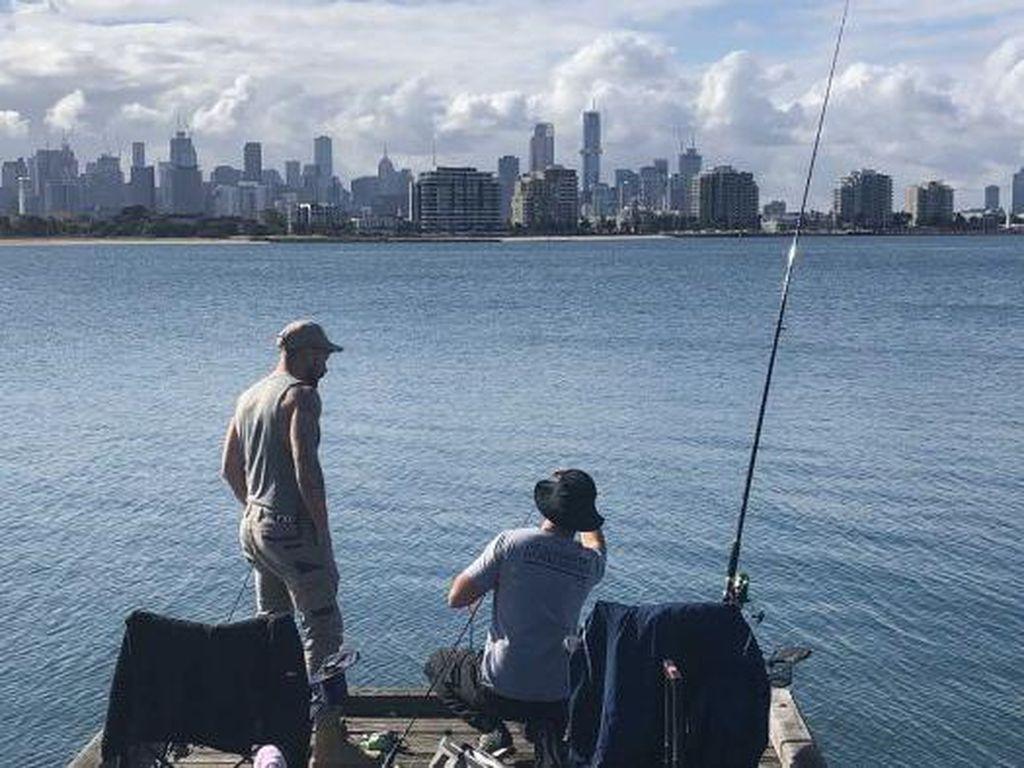 Sedikit Lagi Menuju Situasi Normal, Penularan COVID-19 di Melbourne Turun