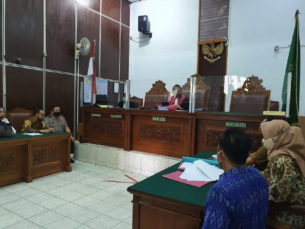 Hakim Tolak Praperadilan Irjen Napoleon, Status Tersangka Tetap Sah