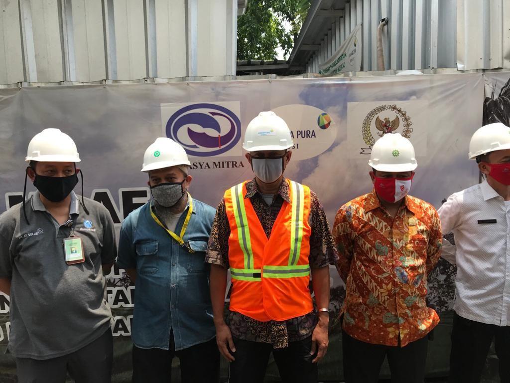 Kontraktor Jelaskan Awal Mula Munculnya Kepulan Asap di Gedung Nusantara I DPR