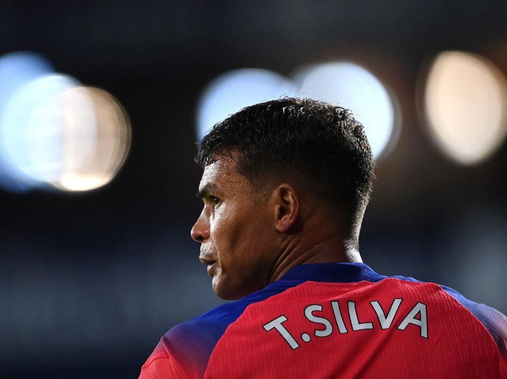 Thiago Silva Masih Kesal sama PSG