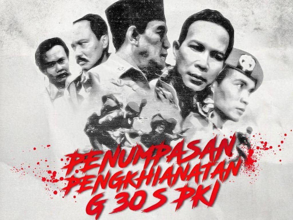 Brigade Muslim Minta Warga Makassar Tak Nobar FIlm G30S/PKI Saat Pandemi