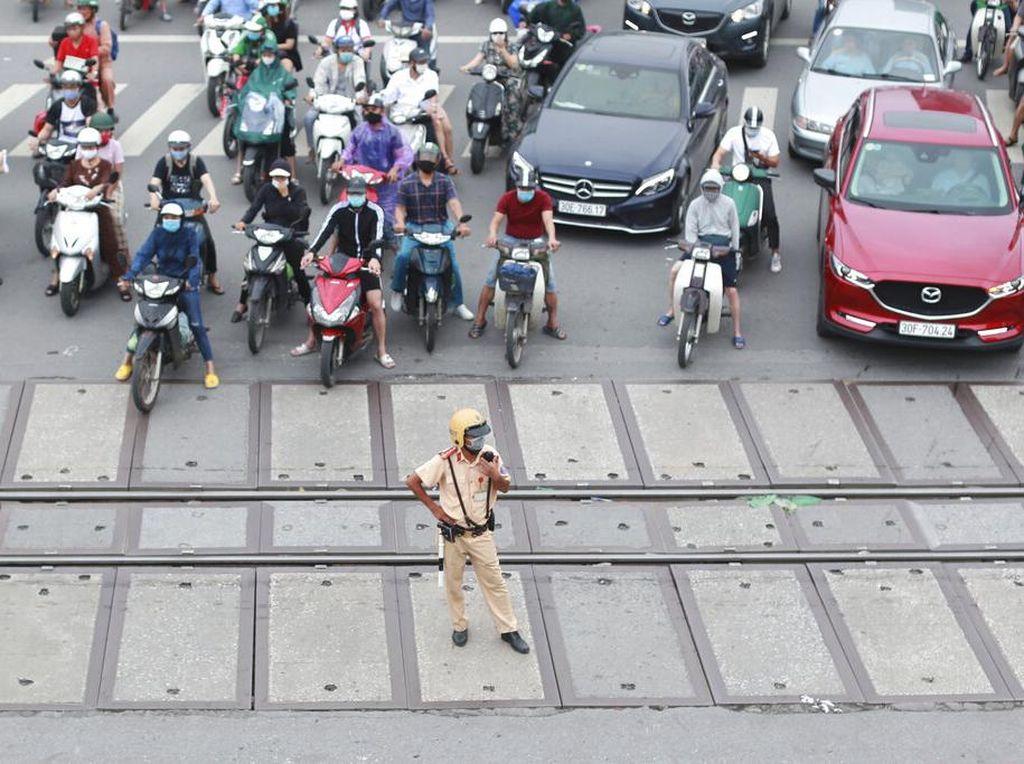 Ibu Kota Vietnam Di-lockdown, Kasus Corona di Malaysia Terus Meroket