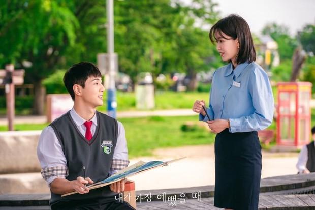 Perannya dalam drama ini memperlihatkan bagaimana Seo Hwan menunjukkan cintanya pada wanita yang disukainya yang tak lain adalah kakak iparnya sendiri.