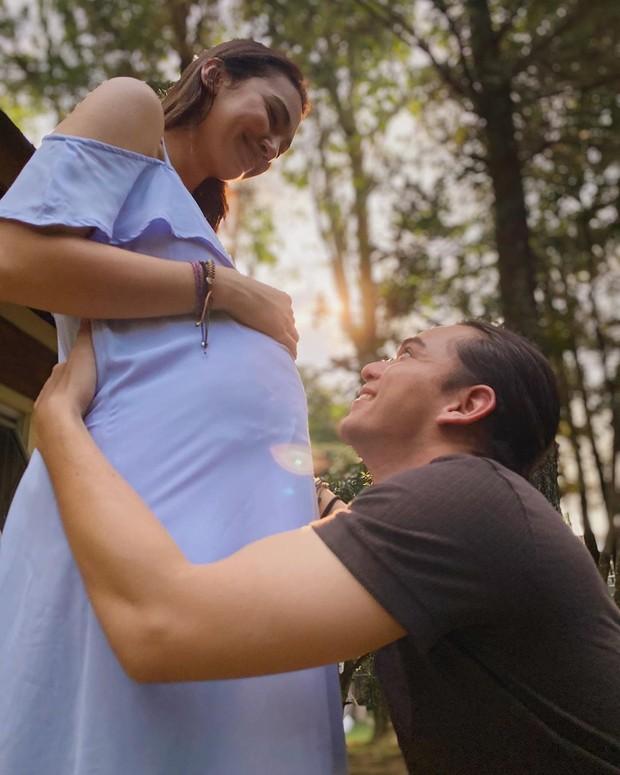 Peran Haico dalam sinetron 'Samudra Cinta' sebagai seorang ibu muda.