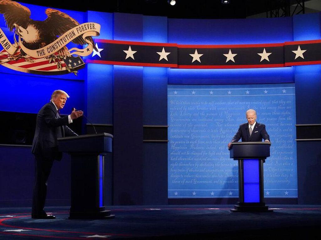 Debat Sengit, Biden dan Trump Sepakat Dukung Kendaraan Listrik