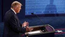 Diminta Biden Tunjukkan Laporan Pajak, Trump: Saya Tak Mau Bayar Pajak