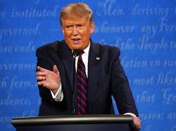 Jelang Debat Capres AS Terakhir, Trump Keluhkan Hal-hal Ini