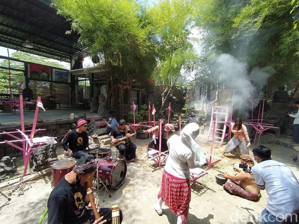 Beginilah Pelaksanaan Festival Lima Gunung Saat Pandemi Covid-19
