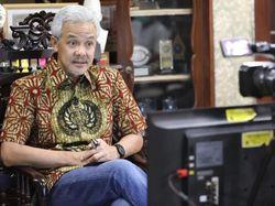 Polemik Capres, Ganjar Bakal Sowan Ketua PDIP Jateng Bambang Pacul