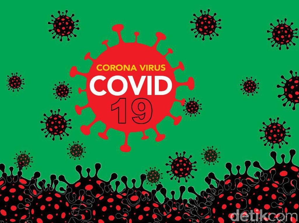 Ini Sebaran 3.373 Kasus Positif Corona di 34 Provinsi pada 19 Oktober