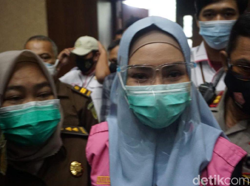Suami Tak Tahu Pinangki Temui Djoko Tjandra: Dia Bilang Bukan Urusan Kamu!