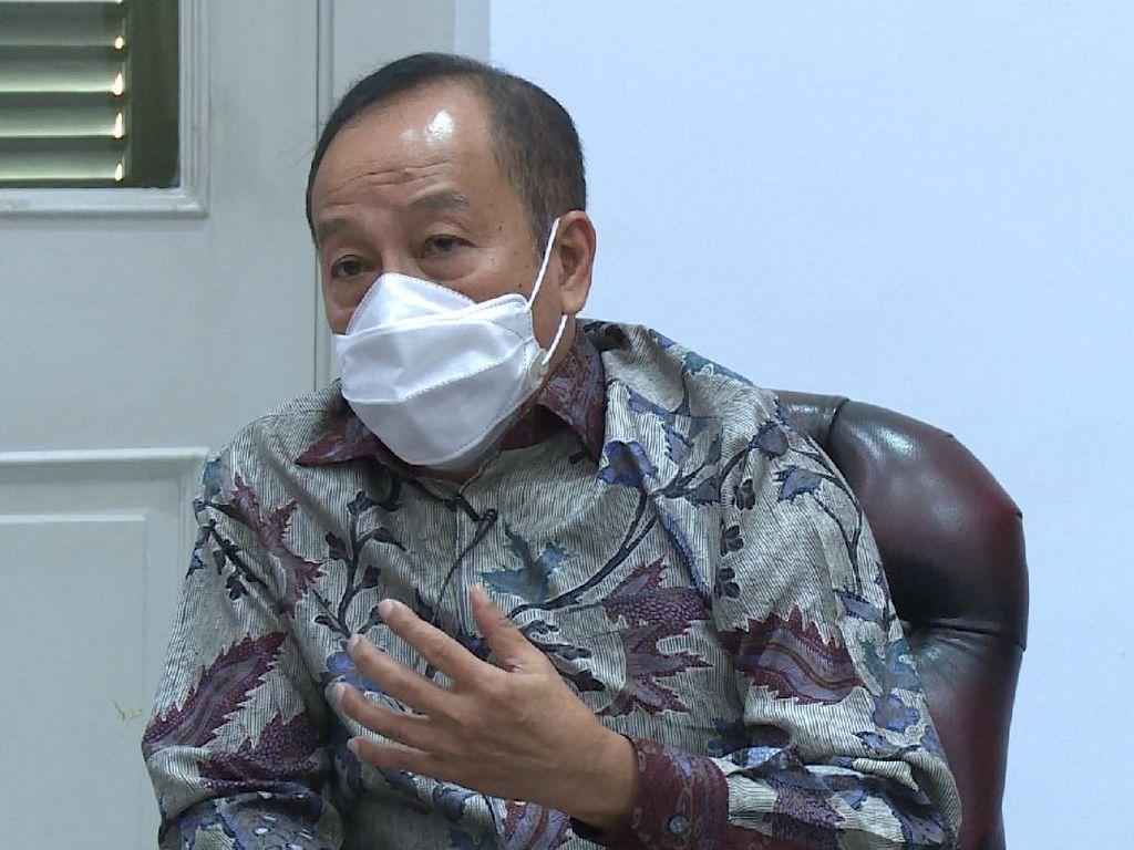 Gubernur Lemhannas Sebut PKI dan DI/TII Sama Ganas
