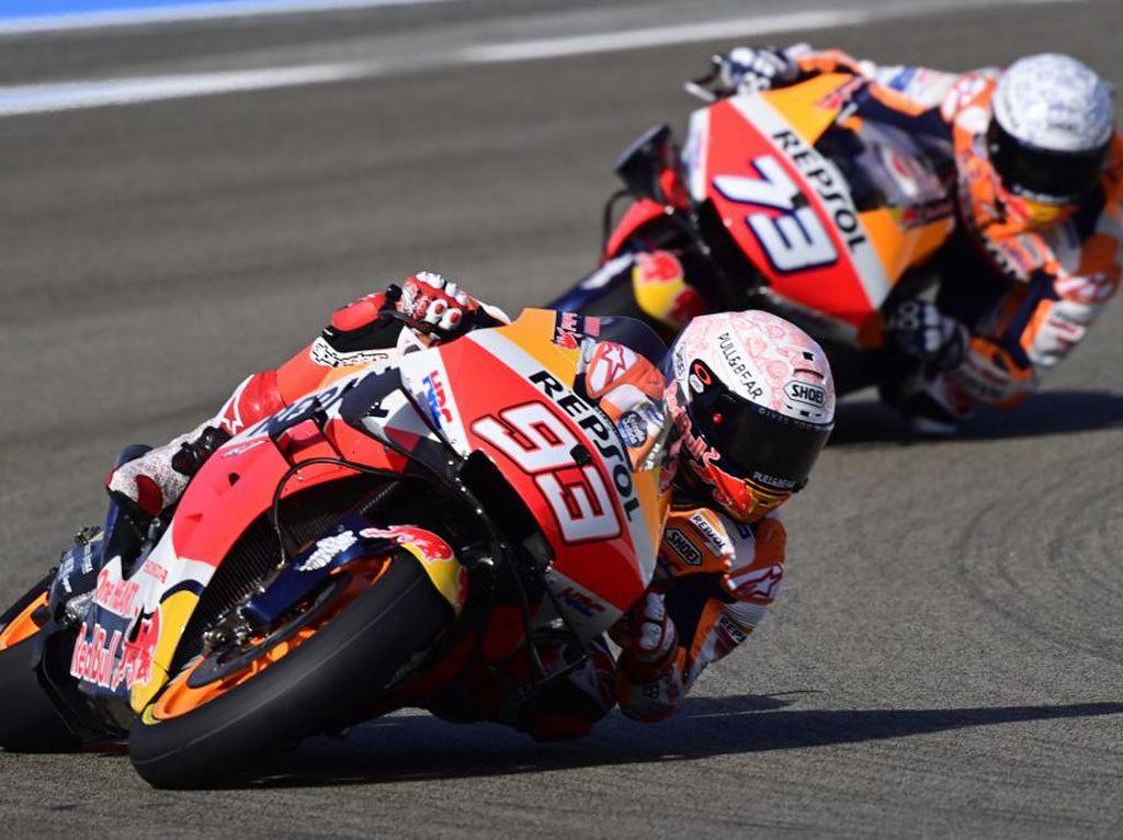 Ducati: Tak Ada Pabrikan Eropa yang Sanggup Gaji Marquez Sekarang