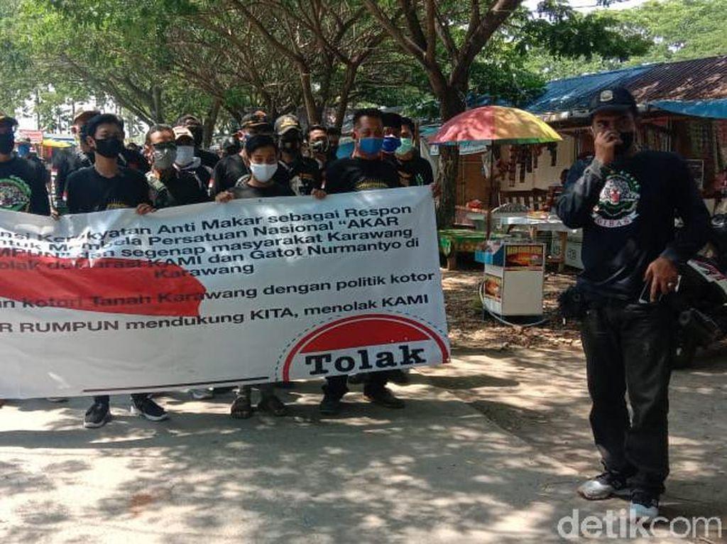 Ada Penolakan, Gatot Nurmantyo Batal Hadiri Deklarasi KAMI di Karawang