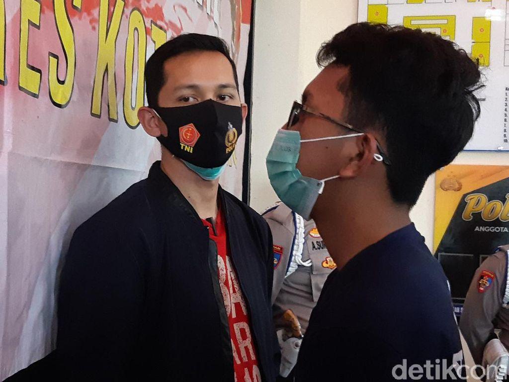 Video Tangis Pelaku Vandalisme Musala di Tangerang